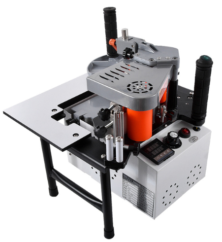SC-40 Small Manual Edge Banding Machine Double Side Gluing Portable