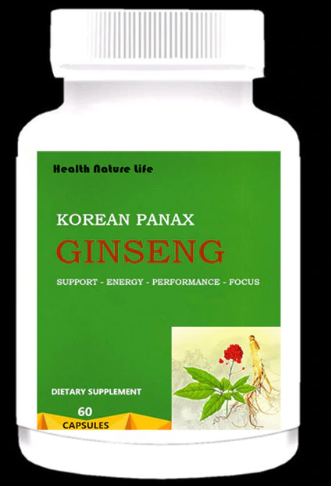 Korean Red Panax Gin…