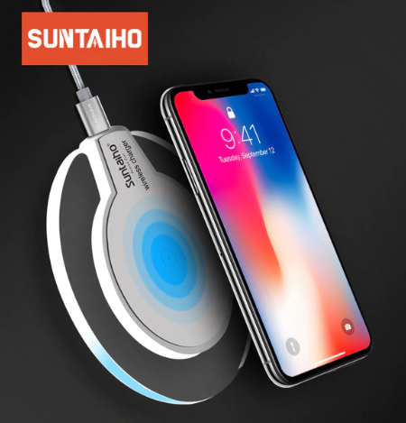 Qi Wireless Charger …