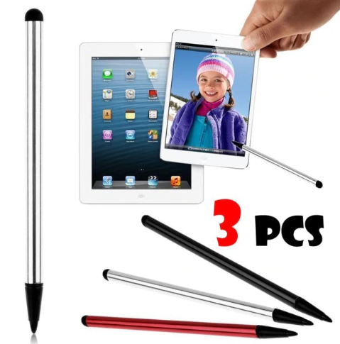 3PCS TouchScreen Pen Stylus Universal For iPhone f…