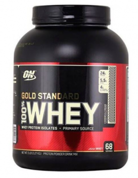 Whey Protein with Am…