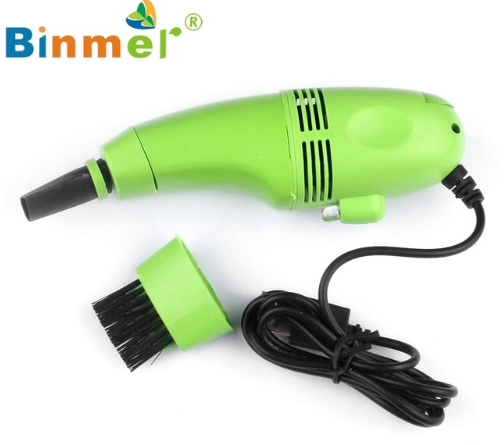 Binmer USB Vacuum Cleaner Designed For Cleaning Co…