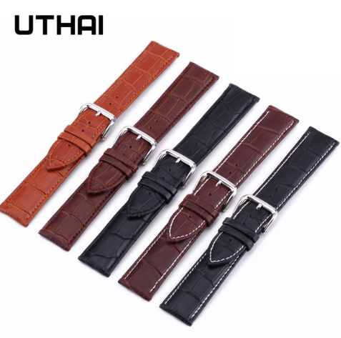 2019 UTHAI Z08 Watch Band Genu…