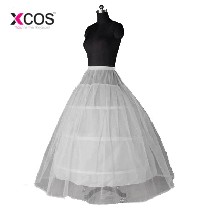 XCOS Petticoat Wedding Dress A…
