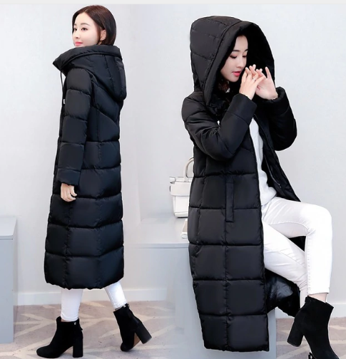Fashion Women Down Parka Women…