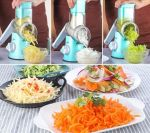 Drum Grater Vegetable Cheese C…